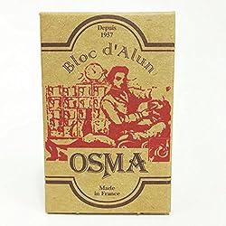 Osma - Alun contra irritación de afeitar - 75 g