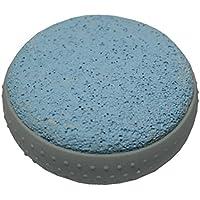 Bimsstein Massagestein Hornhautentfernung Fussmassage Fußpflege rund 80mm blau (0041) preisvergleich bei billige-tabletten.eu