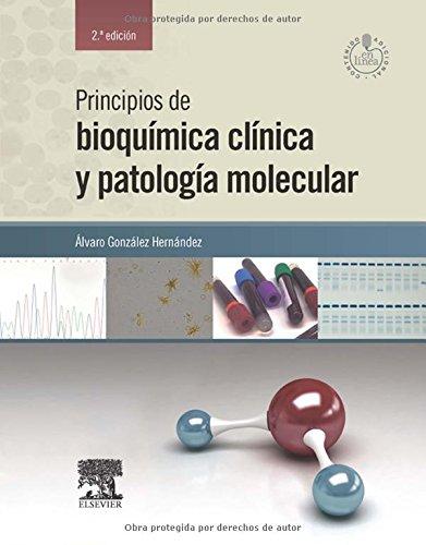 Portada del libro Principios De Bioquímica Clínica Y Patología Molecular - 2ª Edición (+ StudentConsult)