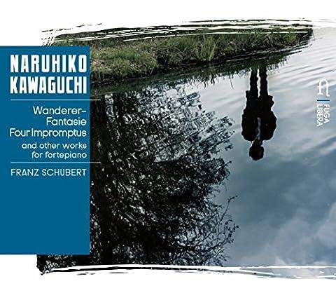Schubert: Wanderer-Fantasie; Four Impromptus & Liszt arrangements of Schubert Songs