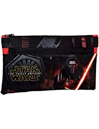 Star Wars The Force Estuche, Color Negro