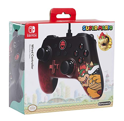 Switch Iconic CTR. Bowser [ ]