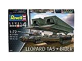 Revell Modellbausatz Panzer 1:72 - Leopard 1A5