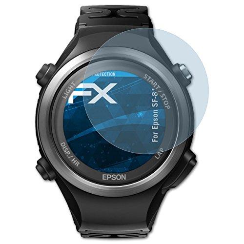 atFolix Schutzfolie kompatibel mit Epson SF-810 Folie, ultraklare FX Bildschirmschutzfolie (3X)