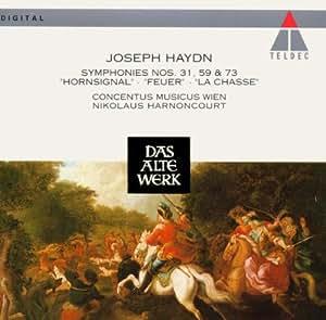 Symphonies nos 31, 59 & 73
