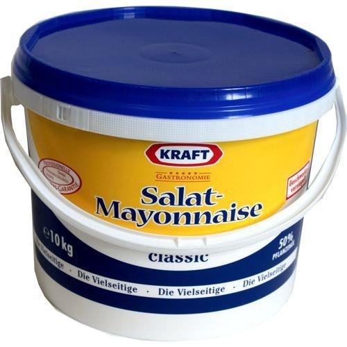 Kraft Salat-Mayonnaise 50% 10kg