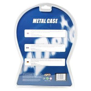 PSP – Metal Case Silber