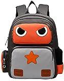 Rui Pai Kinder Rucksack Jungen und Mädchen 6 bis 12-jährige Schulranzen S-Typ Sicherheitsgurt Schultasche Roboter dekorative Persönlichkeit schoolbag