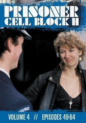 Prisoner: Cell Block H - Vol. 4 (Ep. 49-64) - 4-DVD Set ( Caged Women ) ( Women Behind Bars ) by Alan Hopgood (Caged Woman-dvd)