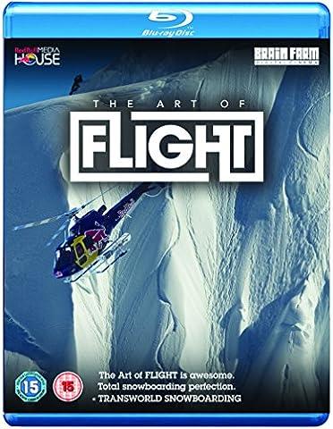 Red Bull-Art of Flight [Blu-ray] [Import anglais]