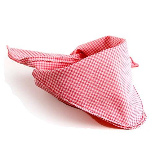 ALMBOCK Trachten Halstuch Damen oder Herren | Bayerische Trachten Halstücher in pink | Accessoires fürs Volksfest, Oktoberfest, Wiesn