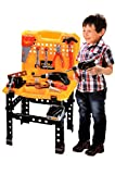Toyshine Kids 73 Piece Toy Tool Kit Play...
