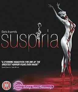 Suspiria [DVD] [1976]