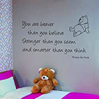 V&C Designs Ltd (TM Winnie the Pooh You are Braver Children