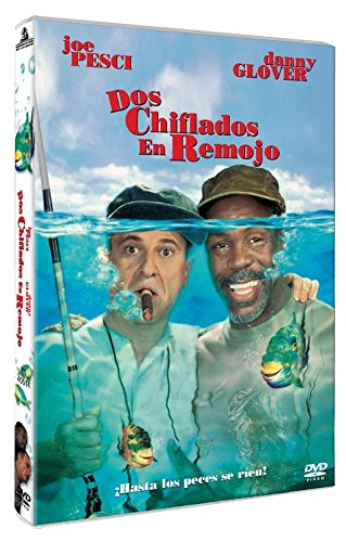 Der 100.000 $ Fisch - Zwei Freunde gehen baden (Gone Fishin, Spanien Import, siehe Details für Sprachen) -