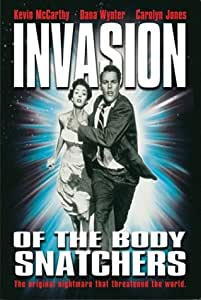 Invasion of the Body Snatchers [DVD] [1956] [Region 1] [US Import] [NTSC]