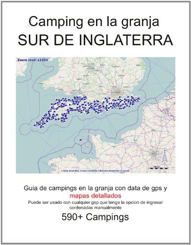 Campings en la Granja SUR DE INGLATERRA (con data de gps y mapas detallados) por m lab