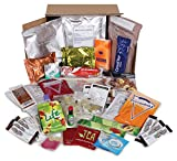 Army Ration Pack Ready To Eat Meals Menu 3