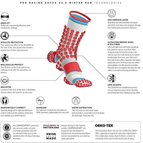 Zoom IMG-2 webinero compressport pro racing socks