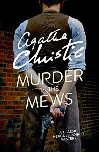 Poirot. Murder In The Mews por Christie Agatha