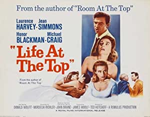 Life at the Top - Movie Poster - 69x102 cm