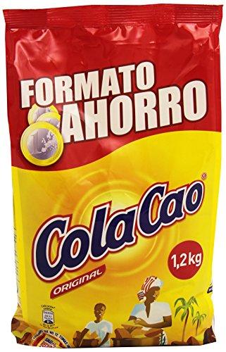 Cola-Cao - Ecobolsa de cacao - 1200 g - [pack de 2]