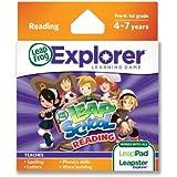 LeapFrog Explorer Game: Leap School Reading (for LeapPad and Leapster)