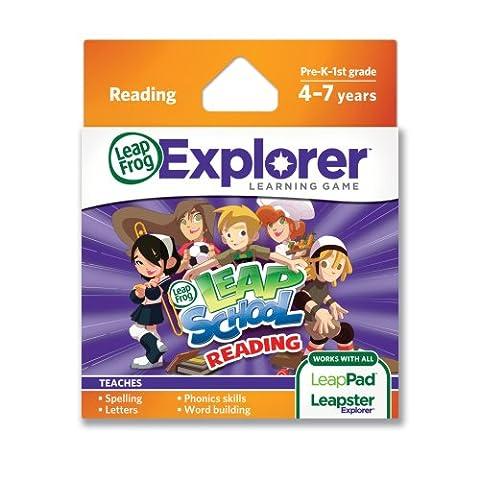 Leapfrog Enterprises LFC39089 Leapfrog Explorer Leapschool Lesen Lernen