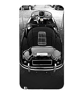 PrintVisa Vintage Family Car 3D Hard Polycarbonate Designer Back Case Cover for Samsung Galaxy Note 3 Neo :: Samsung Galaxy Note 3 Neo Duos :: Samsung GALAXY Note 3 Neo 3G N750 :: Samsung GALAXY Note 3 Neo LTE+ N7505 :: Samsung GALAXY Note 3 Neo Dual SIM N7502