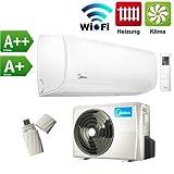 Klimaanlage Midea / Monosplit/ Inverter System Mission 35 / 3,5kW / App Steuerung / EK:A++