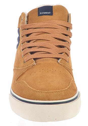 Element - Topaz C3 Mid, Scarpe da skateboard Uomo Curry