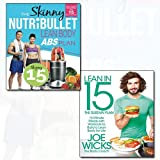 Lean in 15 Collection 2 Books Bundle (The Skinny NUTRiBULLET Lean Body Abs Workout Plan)