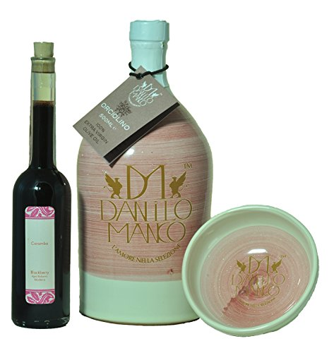 Balsamique 100ml et 500 ml huile d'olive extra vierge