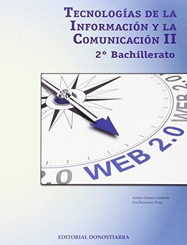 Tecnologías de la información y comunicación II - 2º Bachillerato