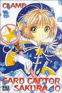 Card Captor Sakura Edition simple Tome 10
