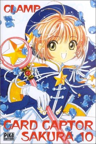 Card Captor Sakura, tome 10 par Clamp