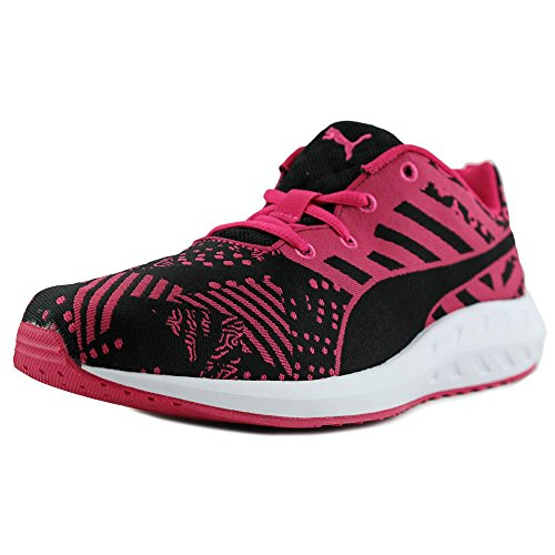 Puma Flare Woven Course Rose Red-Black-White