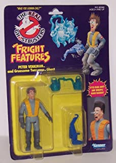 2-Pack Mattel Retro Action Real Ghostbusters Series 2 Action Figures Janine Melnitz and Samhain