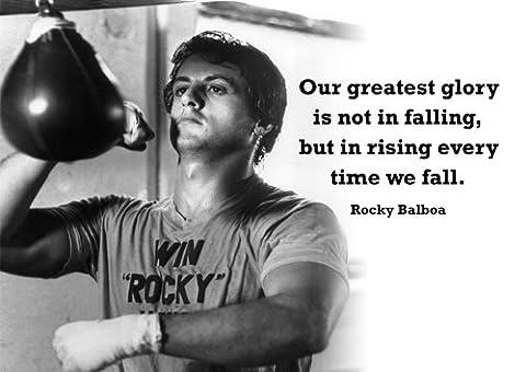 Motivation–Rocky Balboa 1–A4Motivation–Boxe–Greatest