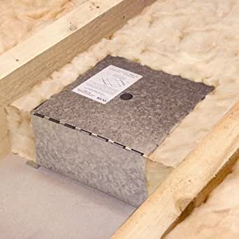 Insulation Support Box for use with Downlights / Speakers