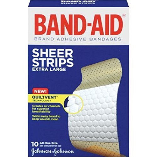 band-aid-brand-adhesive-bandages-sheer-strips-extra-large-10-count-pack-of-2-by-band-aid-english-man