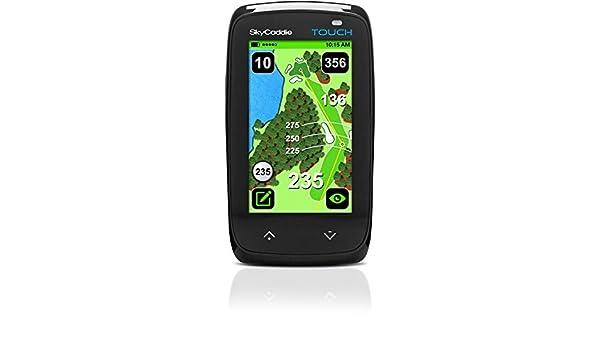 Gps Entfernungsmesser Golf : Skycaddie touch gps golf rangefinder by amazon