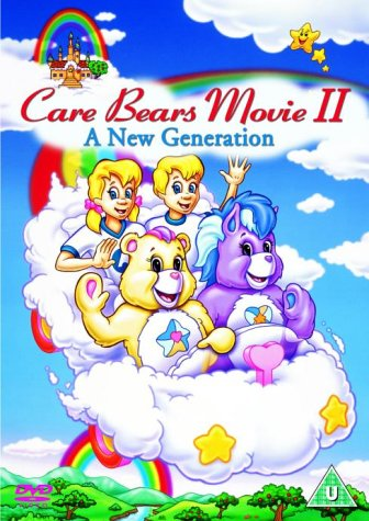 Care Bears Movie 2: A New Generation [UK (Bears Filme Care)
