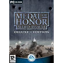 Medal of Honor Allied Assault: Deluxe Edition (PC) by Electronic Arts