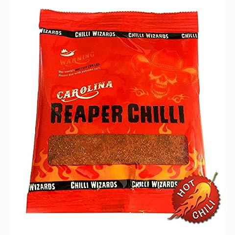 Chilli Powder - 100% Carolina Reaper 2 million shu