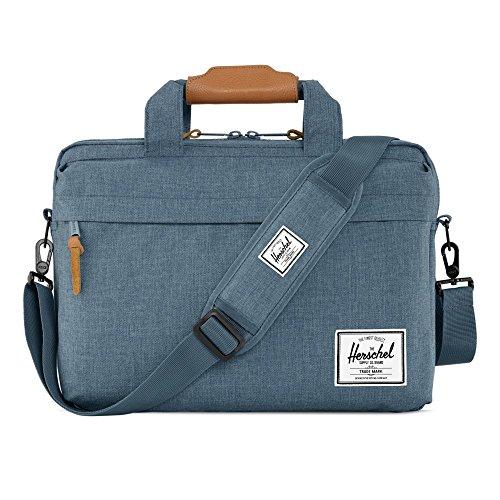 """Preisvergleich Produktbild Herschel Clark Messenger, Laptoptasche für MacBook Pro 15"""", blau"""