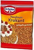 Dr. Oetker Haselnuss Krokant, 100g