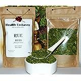 Hierba de Ruda 50g ( Ruta graveolens ) / Rue Herb 50g - Health Embassy - 100% Natural