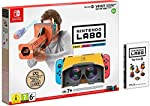 SWITCH Nintendo LABO: Kit de VR (set básico con desintegrador)
