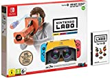 Nintendo LaboTM - Kit VR (Toy-Con 04) Ensemble de base + canon